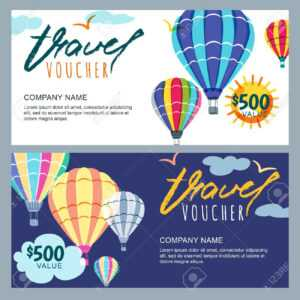 Gift Travel Voucher Template. pertaining to Free Travel Gift Certificate Template