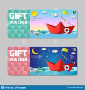 Gift Travel Voucher, Travelling Promo Card,cute Gift Voucher intended for Free Travel Gift Certificate Template