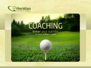 Golf Powerpoint Template in Golf Gift Certificate Template