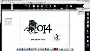 Greeting Card In Indesign – Youtube inside Birthday Card Template Indesign