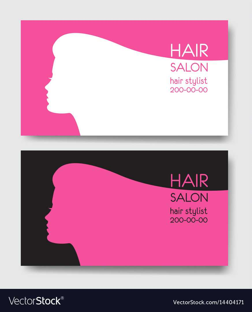 Hair Salon Business Card Templates With Beautiful Throughout Hair Salon Business Card Template