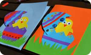 Happy Easter Sunday Cards For Preschoolers Kids & Children with Easter Card Template Ks2