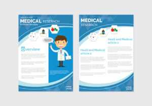 Health And Wellness Brochure Template – Download Free with Medical Office Brochure Templates