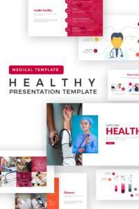 Healthcare Presentation Powerpoint Template inside Ambulance Powerpoint Template
