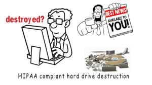 Hipaa Compliant Hard Drive Destruction Georgia Healthcare within Hard Drive Destruction Certificate Template