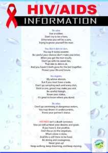 Hiv Aids Brochure Templates – Carlynstudio throughout Hiv Aids Brochure Templates