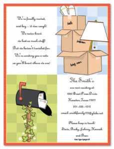Housewarming Invitation Templates in Free Housewarming Invitation Card Template