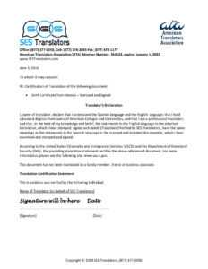 How To Apostille And Translate Documents For Ecuador | Ses inside Mexican Marriage Certificate Translation Template
