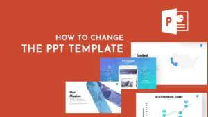 How To Change The Ppt Template – Easy 5 Step Formula | Elearno intended for Change Template In Powerpoint