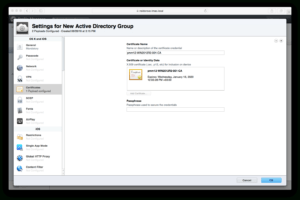 How To Configure Mac Computers To Request Digital inside Active Directory Certificate Templates