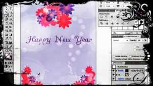 How To Create A Greeting Card In Adobe Illustrator with Birthday Card Indesign Template