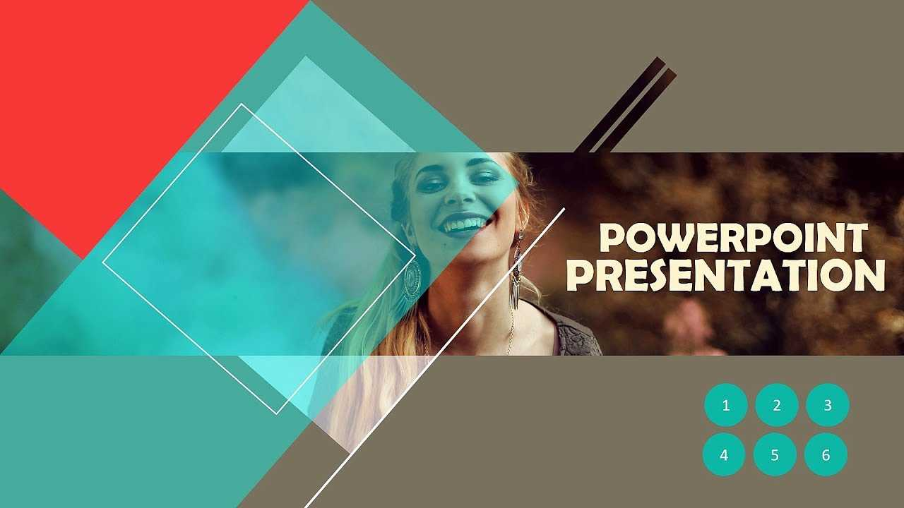 How To Create An Awesome Looking Powerpoint Template In Microsoft Powerpoint Inside How To Design A Powerpoint Template