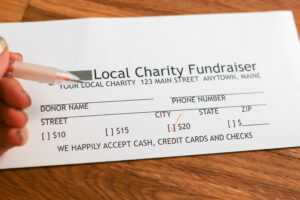 How To Create Pledge Cards with Free Pledge Card Template