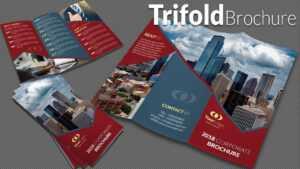 How To Design A Trifold Brochure In Adobe Illustrator Cc 2020 with regard to Adobe Illustrator Tri Fold Brochure Template