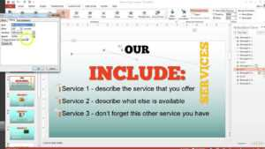 How To Edit Animations In A Powerpoint Template for How To Edit A Powerpoint Template