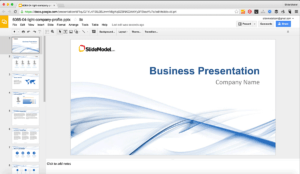 How To Edit Powerpoint Templates In Google Slides – Slidemodel for What Is A Template In Powerpoint