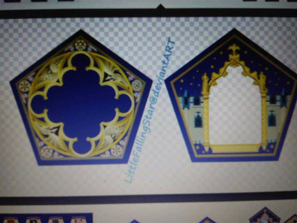 How To Get Your Face On A Chocolate Frog Card? | Harry With Chocolate Frog Card Template