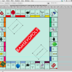 How To, How Hard, And How Much: How To Make A Personalized Throughout Monopoly Property Card Template