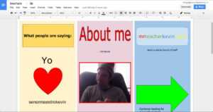 How To Make A Brochure In Google Docs within Google Docs Templates Brochure