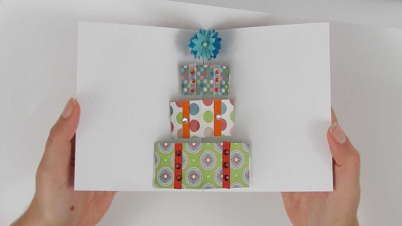 How To Make A Pop Up Card With Gift Boxes With Regard To Pop Up Card Box Template