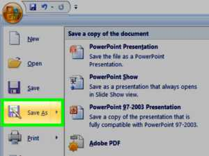 How To Make A Powerpoint Template: 12 Steps (With Pictures) regarding Save Powerpoint Template As Theme