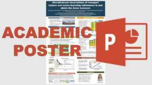 How To Make An Academic Poster In Powerpoint with regard to Powerpoint Academic Poster Template