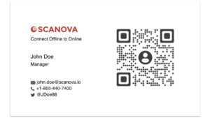 How To Make Your Business Card Better With Qr Codes within Qr Code Business Card Template