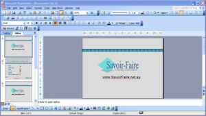 How To Save A Powerpoint Presentation As An Automatic Slideshow –  Powerpoint 2003 for How To Save Powerpoint Template