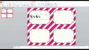 How To Work With Editable Task Card Templates with Task Card Template