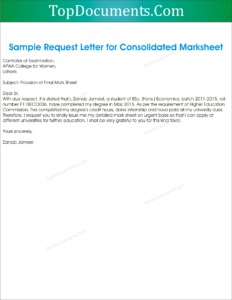 How To Write An Application Letter Quit with School Leaving Certificate Template