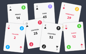 I Created My Own Minimalist Deck Of 54 Playing Cards For All for 52 Reasons Why I Love You Cards Templates Free