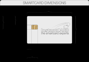 Id Card Layout And Artwork Guidelines | Instantcard regarding Credit Card Size Template For Word