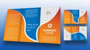 Illustrator Tutorial – Tri Fold Brochure Design inside Adobe Illustrator Tri Fold Brochure Template