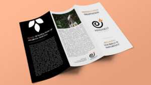 Indesign Tutorial: Creating A Trifold Brochure In Indesign And Mockup In  Photoshop with regard to Adobe Indesign Tri Fold Brochure Template