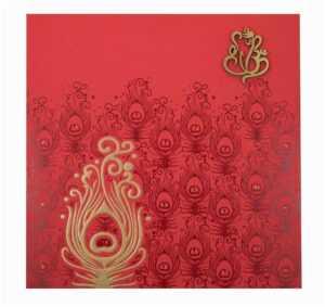 Indian Wedding Invitation Card Template Wedding Invitation in Indian Wedding Cards Design Templates