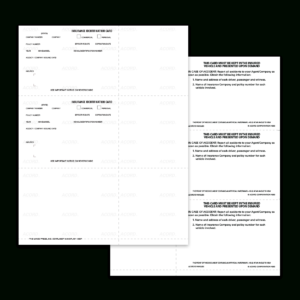 Insurance: Auto Insurance Insurance Card for Proof Of Insurance Card Template