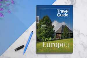 Insurance Brochure Template Travel Guide Brochure Template throughout Travel Brochure Template Ks2