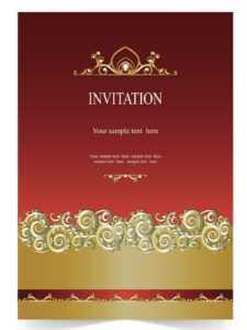 Invitation Templates That Are Perfect For Your Farewell pertaining to Farewell Invitation Card Template