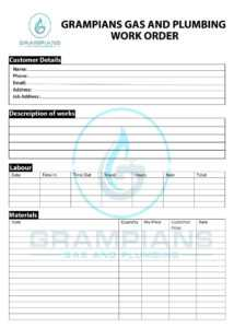 Job Card Template – Bestawnings within Maintenance Job Card Template