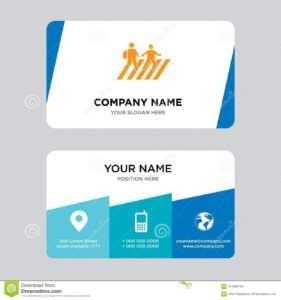 Kids Business Card Design Template, Visiting For Your within Id Card Template For Kids