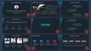 Kitulah Free Powerpoint Template with Powerpoint 2007 Template Free Download