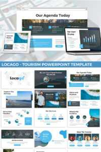 Locago – Tourism Powerpoint Template intended for Tourism Powerpoint Template