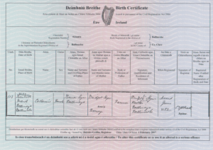 Long & Short Birth Certificates? What Is The Difference? pertaining to Birth Certificate Template Uk
