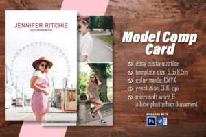 """Madhabi Studio On Twitter: """"excited To Share The Latest intended for Comp Card Template Download"""