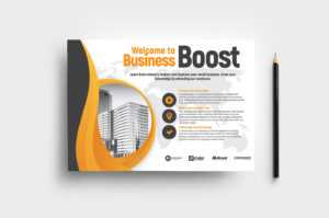 Marketing Seminar Flyer Template V2 – Brandpacks with regard to Welcome Brochure Template