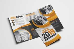 Marketing Seminar Tri-Fold Brochure Template – Psd, Ai & Vector intended for 3 Fold Brochure Template Psd