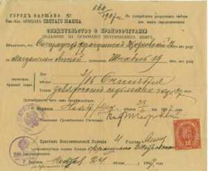 Marriage Certificate – Wikipedia inside Blank Marriage Certificate Template