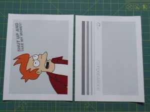 Meme De Fry Ahora En Postales – Hazlo Tú Mismo En Taringa! intended for Shut Up And Take My Money Card Template