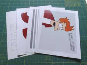 Meme De Fry Ahora En Postales – Hazlo Tú Mismo En Taringa! with regard to Shut Up And Take My Money Card Template