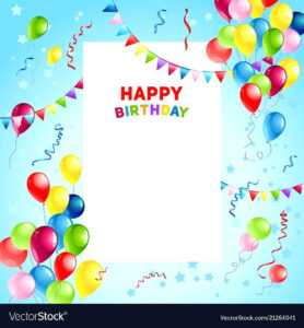 Microsoft Word Birthday Card Template – Bestawnings within Microsoft Word Birthday Card Template